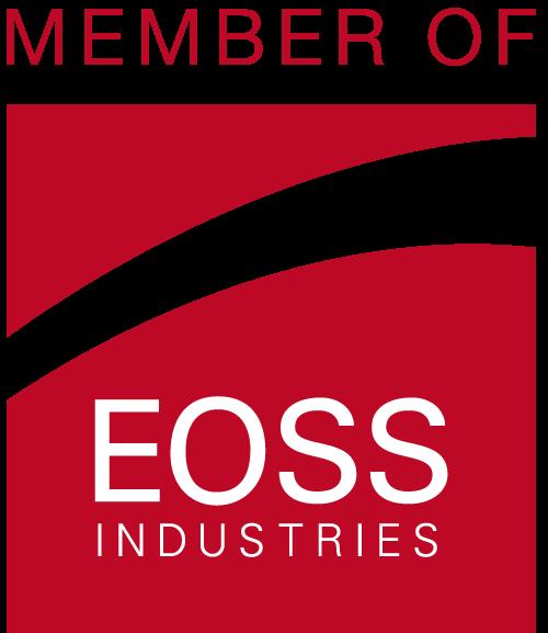 Logo der EOSS-Gruppe: Member of EOSS Industries