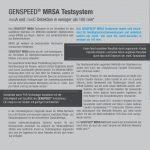 Genspeed_Folder_MRSA-R2_DE_v2.0_S3